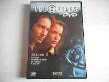 DVD - THE X FILES N° 44 SAISON 8 / 4 EPISODES 5, 6, 7, 8 - EDITIONS ATLAS