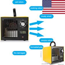 Pro 10,000mg/h Ozone Generator Hygrometer Machine Air Purifier Cleaner Ionizer