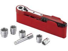 Teng Tools TENM3812N1 M3812N1 Basic Socket Set of 12 3/8in Drive in Handy Case