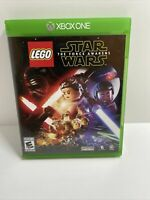 LEGO Star Wars: The Force Awakens (Microsoft Xbox One, 2016) mint complete
