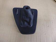 BMW E92 E93 E90 Gear Selecting lever Cover Leather Boot Black OEM 328i 335i