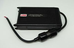 Lind Adapter Model PA1555-2339 FB 12v Car Panasonic Toughbook Laptop Charger