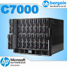 Blade Intel ProLiant BL 192GB Enterprise Network Servers