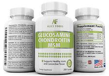 Glucosamine Chondroitin MSM Complex 40 Days Supply