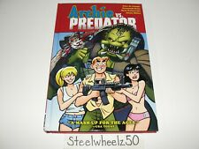 Archie Vs Predator HC TPB Comic Dark Horse 2015 #1-4 Hardcover Betty Veronica
