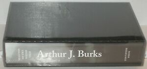 MASTERS OF THE WEIRD TALE - ARTHUR J. BURKS~2018 Centipede Press SIGNED/LIMITED!