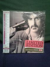 Frank Zappa Shut Up N Play Yer Guitar 3 CD Mini LP Set from Japan OOP