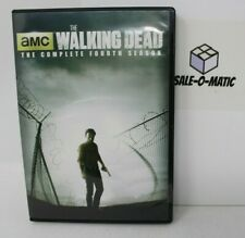 THE WALKING DEAD - SEASON 4 (DVD TV SHOW SET) (NO SLIPCOVER)