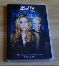 New Buffy The Vampire Slayer TV Series Season 7/Seventh Season - DVD Slim Set