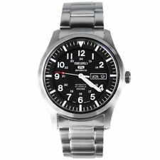 Seiko Analog Sport Mens 5 SPORTS Silver Watch SNZG13K1