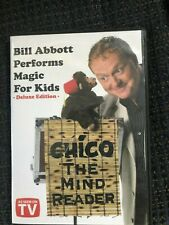 Bill Abbot Performs Magic for Kids, DVD, very good condition