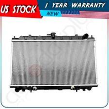 For 1999-2002 Infiniti G20 2.0L L4 1 Row Brand New Aluminum Radiator Fits 2413