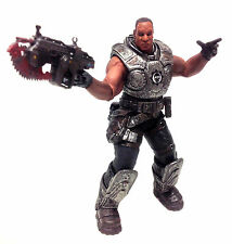 """Neca GEAR OF WARS AUGUSTUS COLE 6"""" video xbox game based figure, NOT BOXED"""
