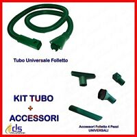 Tubo flessibile con accessori per folletto vk 130 131 135 136 140 150 vorwerk