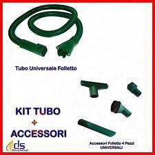 Tubo flessibile con accessori per folletto vk 130 131 135 136 140 150 vorwerk
