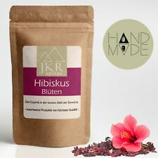 1000g Hibiskus Tee Hibiskusblüten Roter Hibiskus Hibiskusblütentee hibiscus