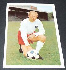 DIECKMANN HAMBOURG HAMBURG HSV FUSSBALL 1966 1967 FOOTBALL BUNDESLIGA PANINI