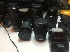 New listing Camera Lense Lot