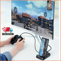 New Type C to HDMI Dex Station Charging Dock SD TF Extension Hub For Samsung
