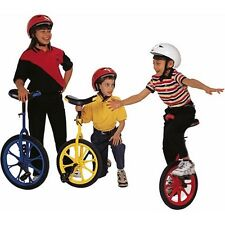 "Einrad Unicycle 20"" 50cm ab 10 Jahren Farbe Blau"