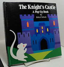 The Knight's Castle - Pop-up by Robert Sabuda - First edition - near fine
