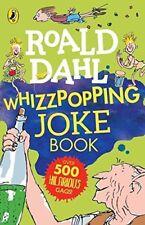 Roald Dahl: Whizzpopping Joke Book Dahl Fictio by Roald Dahl New Paperback Book