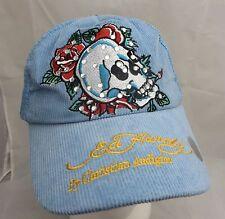 Ed Hardy Ball Cap  Hat Adjustable snapback Women