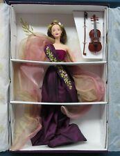 Mattel BARBIE Collector Doll NRFB-Angel Of Music-HEARTSTRINGS ANGEL-1998