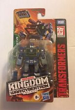 Transformers Soundwave War For Cybertron Kingdom WFC-K21 Core NEW 2021 in Hand