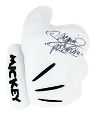 Manny Pacquiao x Mickey Mouse x Mindstyle Hand Signed Boxing Glove COA Autograph