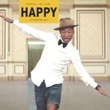 "Pharrell Williams - Happy (From Despicable Me) [New 12"" Vinyl]"
