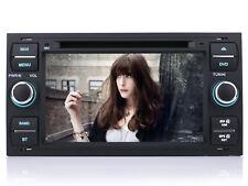 "7"" HD Autoradio NAVI GPS DVD MP3 USB BT Navigation Für Ford S-max C-Max Fusion"