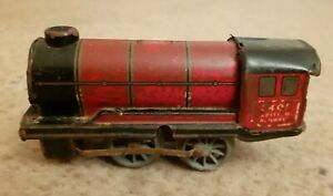 Vintage Chad Valley Tin Engine Number 3402