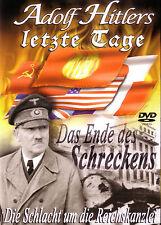 Die Schlacht um die Reichskanzlei - Adolf Hitlers letzte Tage  (2004, DVD)