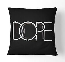 NEW Monochrome Cushion Cover Bold Dope Black and White Decorative Throw Pillow
