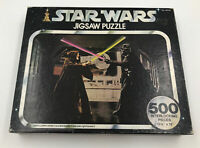 Vintage Star Wars Jigsaw Puzzle Series II Darth Vader & Ben Kenobi Duel - Sealed