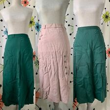 Lot Of 3 Vintage Skirts From The 1940s