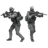 1/35 Resin Kits Soldier Model selbst zusammengebaut A18-06 R1V2