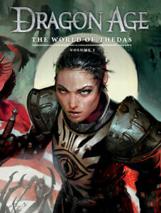 Dragon Age: The World of Thedas, Volume 2 by Various