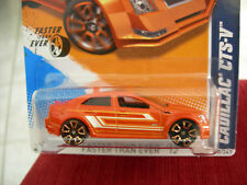 Hot Wheels Cadillac CTS-V Faster Than Ever Orange