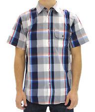 Matix Men's Kamala S/S Shirt Navy Small NWT