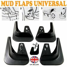 FOR VW Jetta 4 x MOULDED MUDFLAPS MUD FLAPS Rubber FRONT REAR
