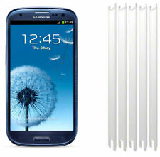 For SAMSUNG GALAXY S3 I9300 CLEAR FRONT SCREEN PROTECTOR GUARD - 5-in-1 Pack