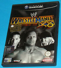 WrestleMania X8 - GameCube GC - PAL