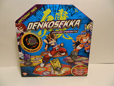 Denkosekka Lighting Speed Battle Battlemat Pack With Ultra rare Denko disk  New