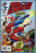 Marvel The Lost Generation #11 2000 John Byrne