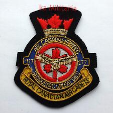 AIR CANADA 177 ROYAL CANADIAN AIR CADET SQUADRON BADGE