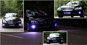 Front  LED Driving Lights for Holden Cruze CD CDX