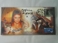 DOCTOR WHO FIRST DAY STAMP COVER GHOST LIGHT SIGNED BY SOPHIE ALDRED 1ST
