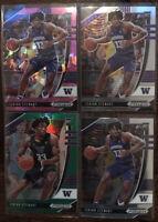 2020 Panini Prizm Draft Picks Basketball Isaiah Stewart  LOT (4) Pink Green